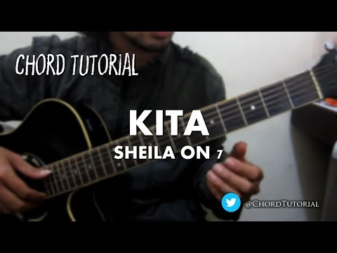 Kita - Sheila On 7 (CHORD)