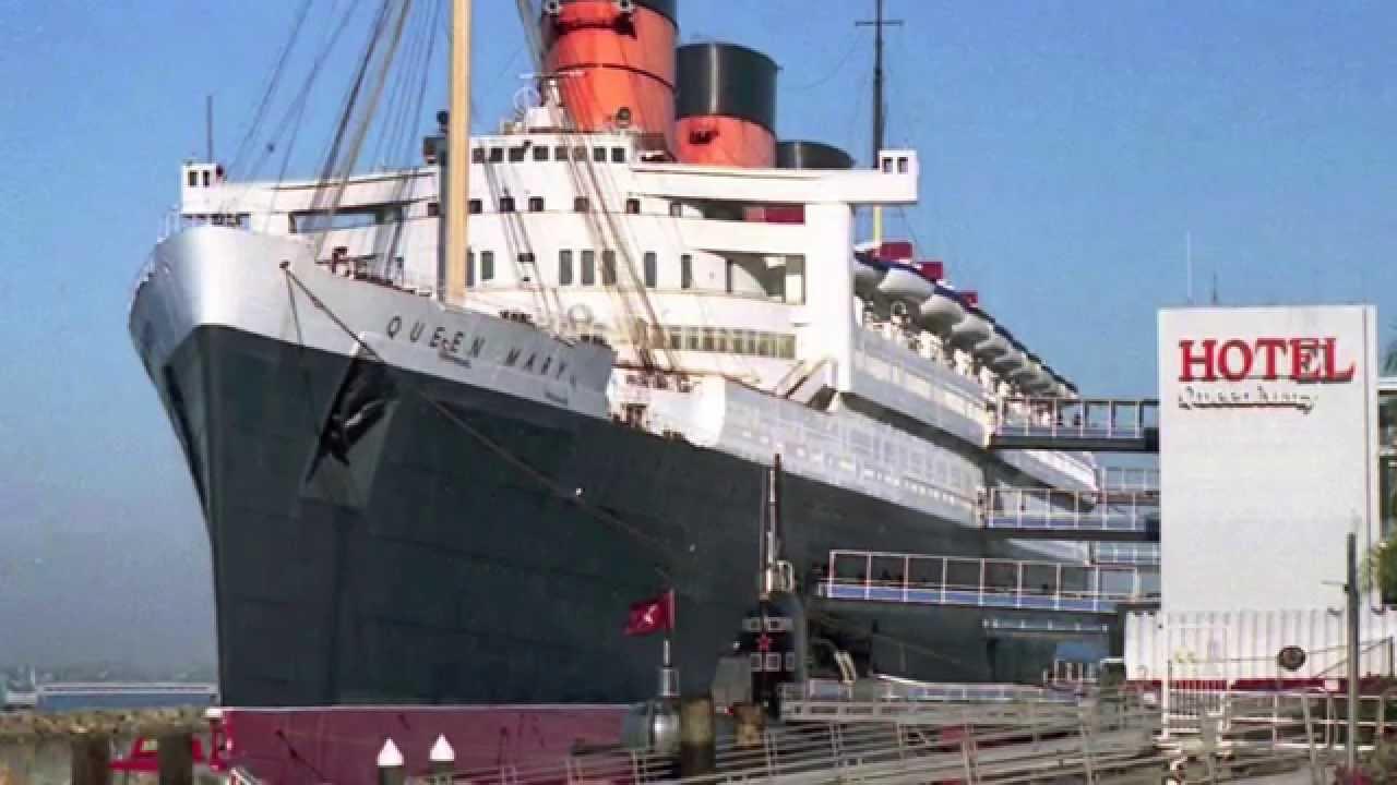 El misterioso Queen Mary. Un barco fantasma - YouTube