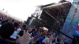 THE BACK HORN×TRESURE05X 2016、出演しました! 動画で雰囲気おすそ分...