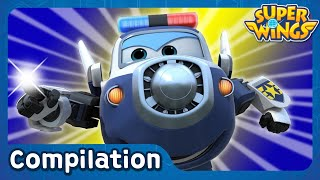 [Superwings s2 Highlight Compilation] EP01 ~ EP26