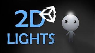 2D LIGHTING IN UNITY - TUTORIAL