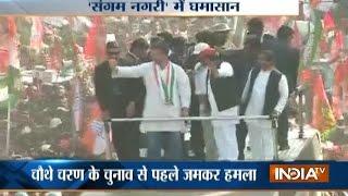 5 Khabarein UP-Punjab Ki | 22nd February, 2017 - India TV