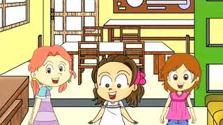 Cantinho da Criança - Historinha - Primeira comunhão