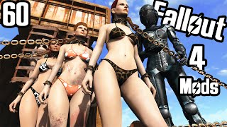 Fallout 4 Mod Review 60 - SLAVERY MOD?? From Lover