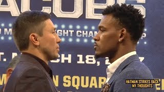 gennady golovkin vs danny jacobs press conference reaction review no footage