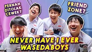 Download lagu PERNAH DITOLAK CEWEK? - NEVER HAVE I EVER WASEDA BOYS!
