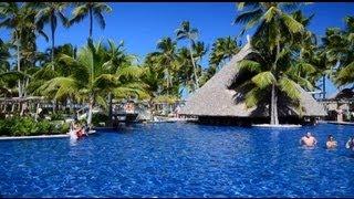 Отдых в Доминикане. Rest in the Republica Dominicana.(Привет друзья. Вот так проходят наши каникулы в Доминикане. 14 дней Обалденного отдыха в роскошном отеле..., 2013-04-13T22:48:00.000Z)