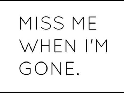 When I'm Gone Remix