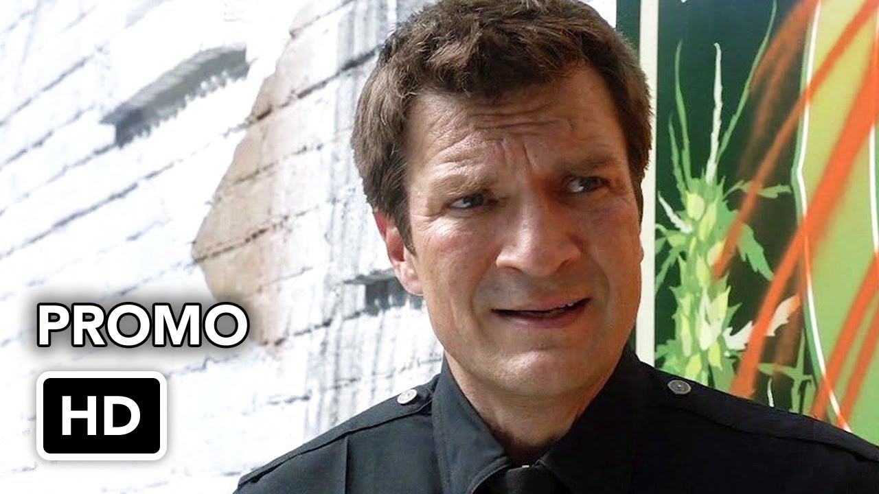 "The Rookie 1x05 Promo ""The Roundup"" (HD) Nathan Fillion series"