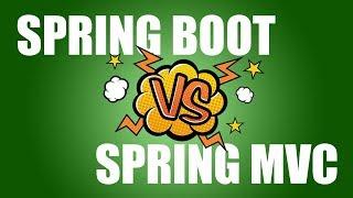 Spring Boot ou Spring MVC? Qual é melhor?