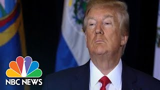 Special Report: President Donald Trump Meets With Ukrainian President | NBC News