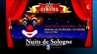 Nuits de Sologne, 6 septembre 2014