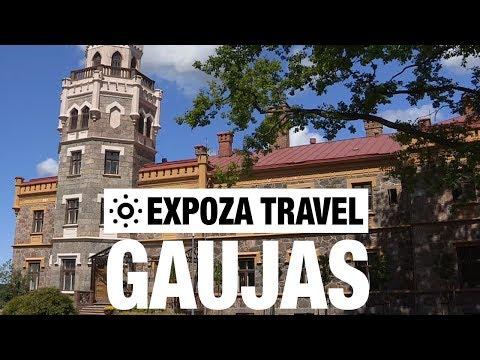 Gaujas (Latvia) Vacation Travel Video Guide