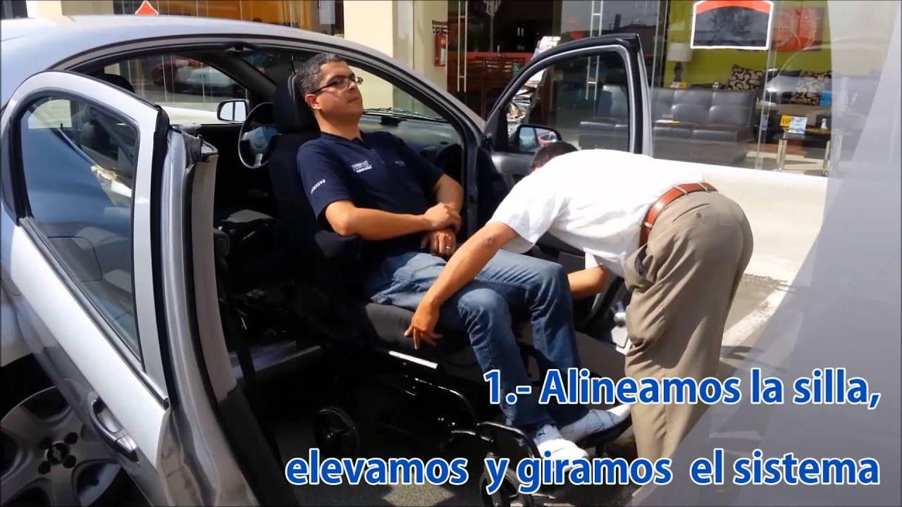 Autos Para Discapacitados Modelo Royer Youtube