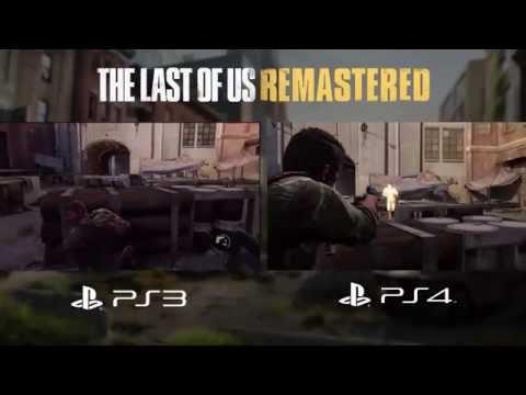 Comparativa: The Last of Us: Remastered Vs. versión de PS3