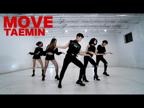 EAST2WEST TAEMIN (태민) - MOVE (Solo Ver) Dance Cover - YouTube