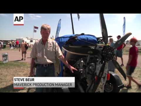 Experimental Aircraft Convention Draws Thousands
