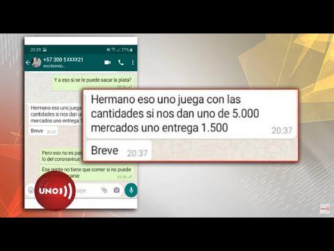 Mensajes Revelarían Intención De Tres Concejales De Montería De Apropiarse De Dineros De Emergencia