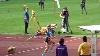 Nikola Ogrodníková - IAAF Continental Cup Ostrava 2018