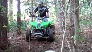 ATV & DIRT BIKE FUN - Honda, Yamaha, Kawasaki, Suzuki, & Polaris Video