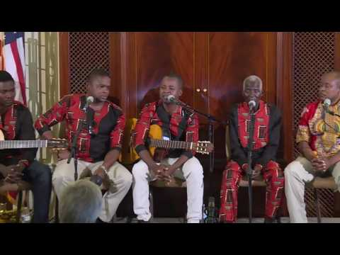 Malawi Music with Giddes Chalamanda