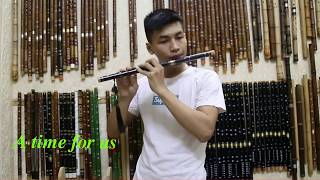 A Time For Us Sáo Dizi Cover