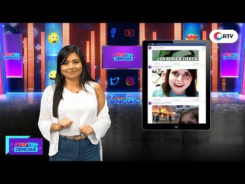 """Todo sobre el boom """"Atrapando Infieles"""" y el top 10 virales de la semana    TopTendencias"""