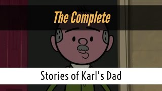 """Video The Complete """"Stories of Karl's Dad"""" (A compilation with Karl Pilkington, Ricky Gervais, Merchant) download MP3, 3GP, MP4, WEBM, AVI, FLV November 2017"""