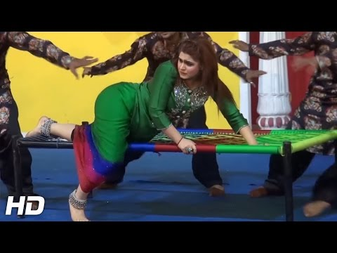 BUDHE WAREY WI ISHQ PIYA KARNA - SUNEHRI KHAN - 2016 STAGE PAKISTANI MUJRA DANCE thumbnail