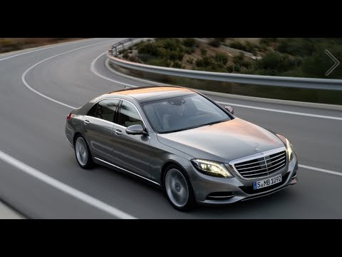 2016 Mercedes Benz S400 Hybrid Detail S Cl