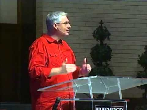 Living a Transparent Life - English Christian Sermon by Pastor  Steve Banning