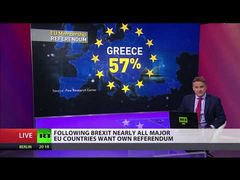 Nearly all major EU countries want their own referendum