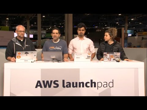 AWS re:Invent 2019 Launchpad | Amazon EKS and Amazon Elastic Container Service