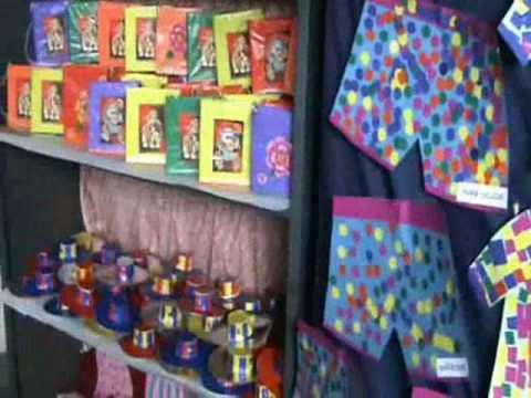 Shiva Preschool Annual Craft Exhibition Sri Lanka 2008 Youtube