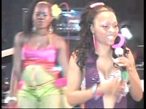 Samoya   We Aint Leaving, Live! Antigua Carnival 09