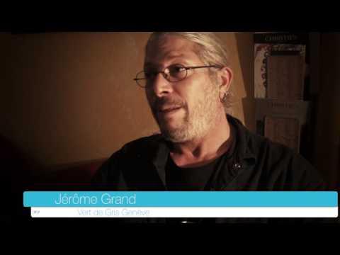 Digital Romandie - Vidéo Témoignage de la Bijouterie Vert de Gris à Genève