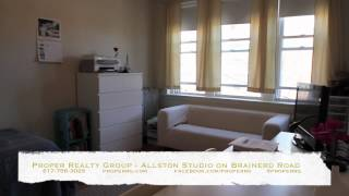 Allston apartment - studio, heated, separate kitchen, great condition | Proper Realty Group