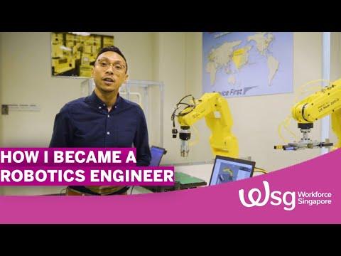 #ChartYourOwnCourse: The Robotics Engineer