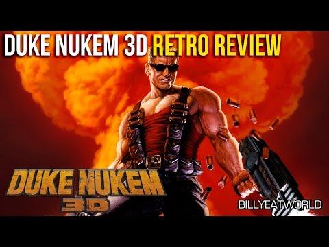 Duke Nukem 3D (1996) - Retro Review - The History Of FPS Games #5