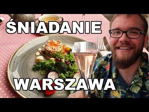 ŚNIADANIE ZA 48 PLN I Inne śniadania W Warszawie, Których WARTO Spróbować | GASTRO VLOG #122