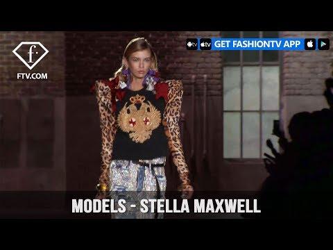 Models Spring/Summer 2017 Stella Maxwell | FashionTV