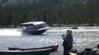 Jet Boats on a Remote Alaska River