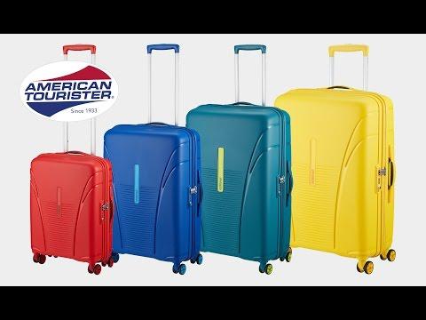 American Tourister - Skytracer 4-Rollen-Trolley   Koffer-direkt.de
