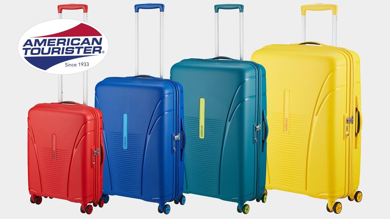 d4fd0955a Las maletas American Tourister que parten la pana | Opiniones y Ofertas