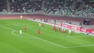 UEFA Nations League - Belarus : Luxembourg 1:0