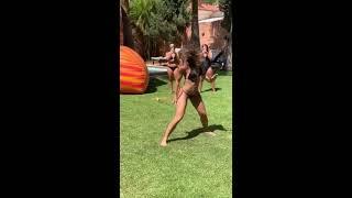 Los videos que se filtraron de la fiesta de Jessica Torres