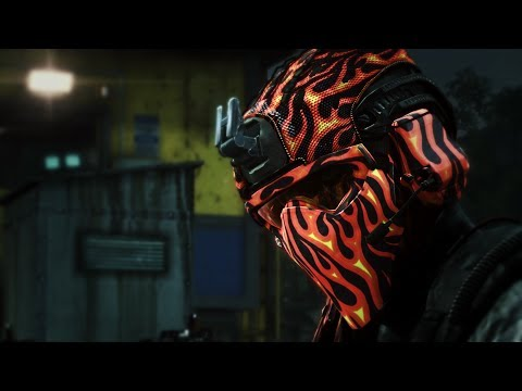 Call of Duty: Ghosts' personalization packs let you show off your love of weed and Guy Fieri