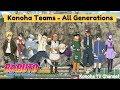 Konoha Teams All Generations Update Boruto S Era mp3