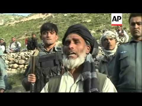 Many feared dead in Afghan quake, landslide