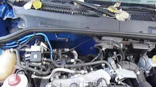 Ремонт заводской метановой установки на Fiat Doblo